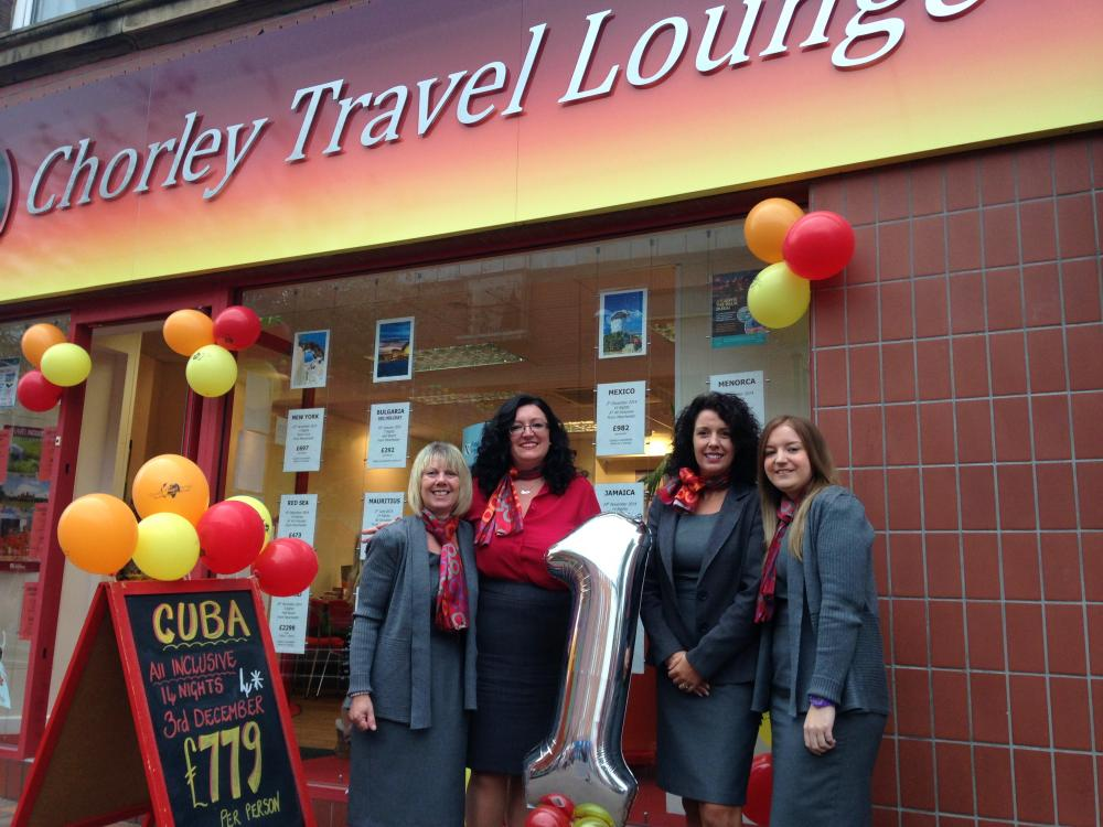Chorley Travel Lounge